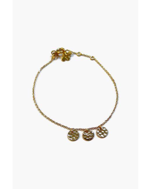 Gag & Lou | Metallic Bracelet | Lyst