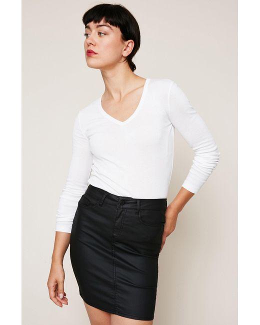 Petit Bateau   White T-shirts & Polo Shirts   Lyst
