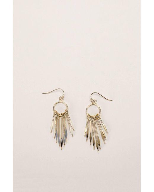 Polder - Gray Earrings - Lyst