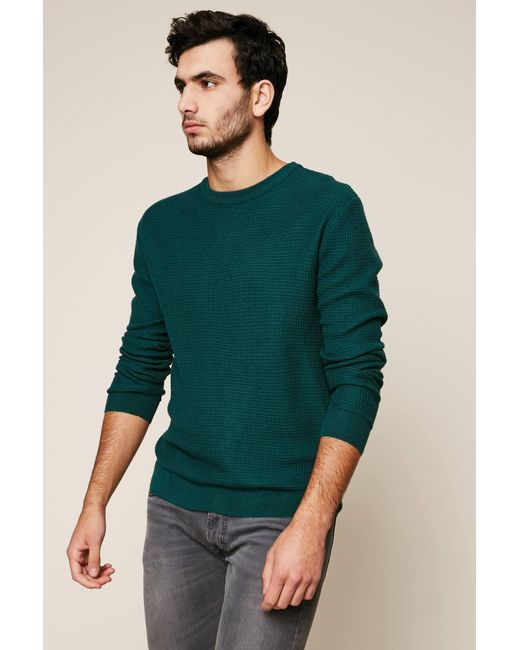 Le Mont St Michel | Green Sweater & Cardigan for Men | Lyst