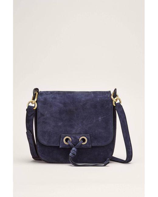Vanessa Bruno - Blue Over-the-shoulder Bags - Lyst