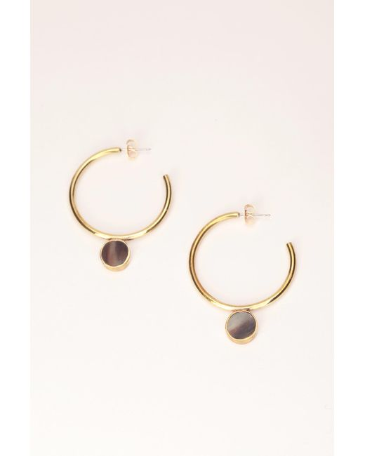 Soko   Metallic Earrings   Lyst