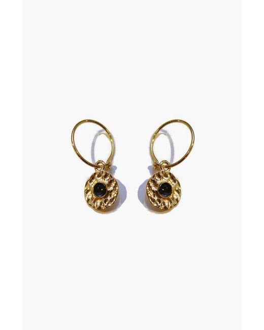 Gag & Lou - Black Earrings - Lyst