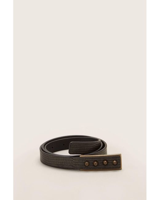 IKKS | Black Belt | Lyst