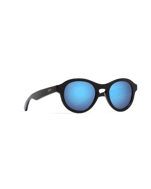01e361be4690 ... Maui Jim - Blue Leia Polarized Sunglasses - Lyst ...