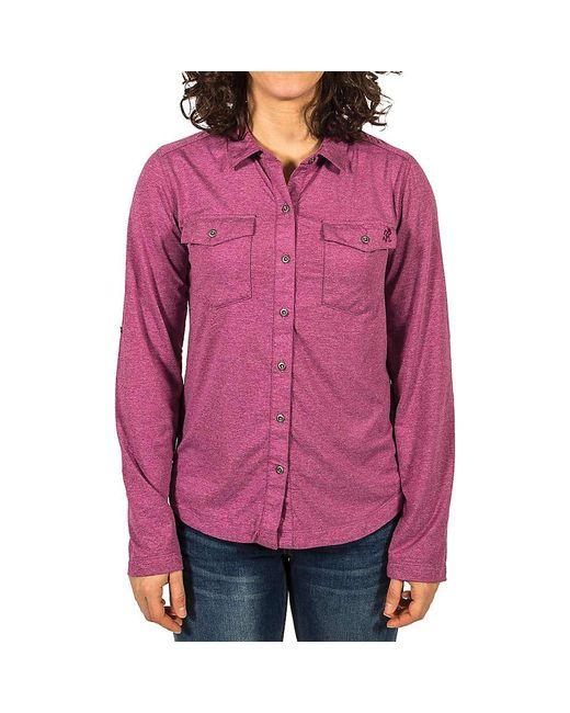 Gramicci - Pink Traveler Convertible Shirt - Lyst