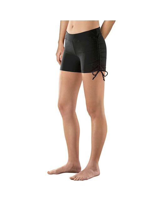 Stonewear Designs - Black Hot Yoga Short - Lyst