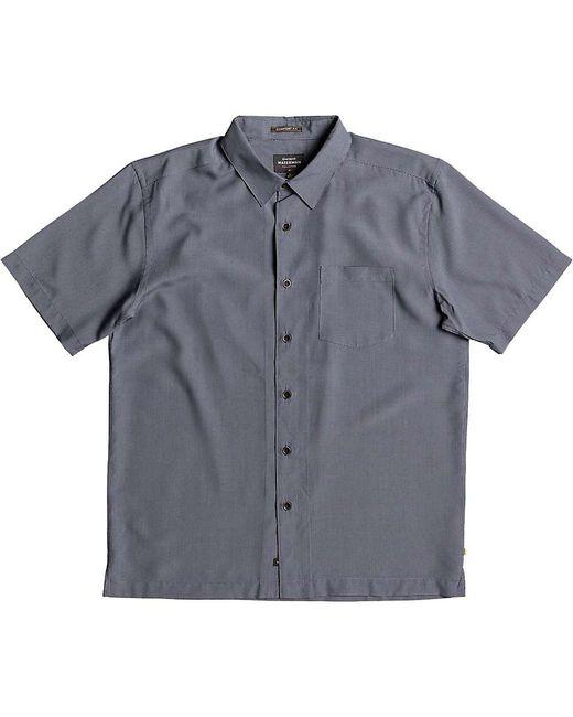 Quiksilver - Blue Cane Island Shirt for Men - Lyst