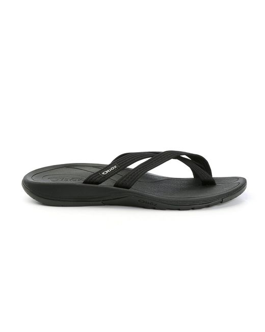 Oboz Black Ocoee Sandal for men
