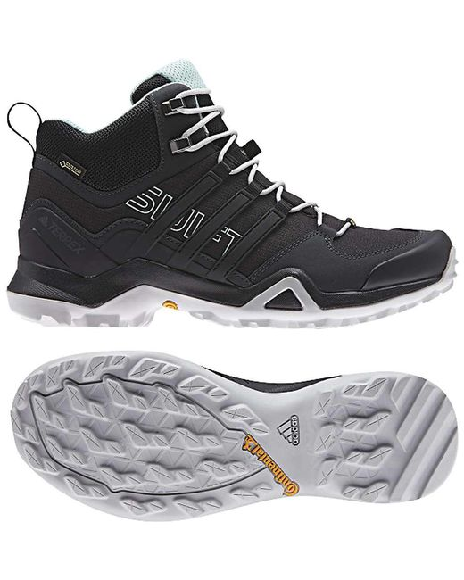 0656c5016 Adidas - Black Terrex Swift R2 Mid Gtx Shoe - Lyst ...