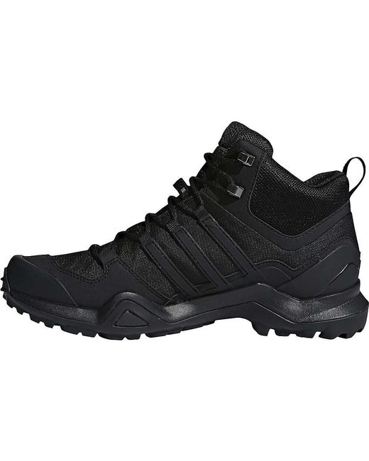 10dbaaf32 ... Adidas - Black Terrex Swift R2 Mid Gtx Shoe for Men - Lyst ...