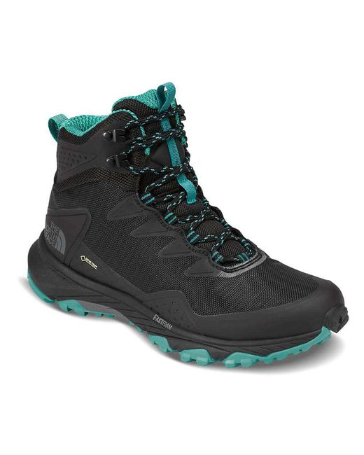 The North Face - Black Ultra Fastpack Iii Mid Gtx Shoe - Lyst