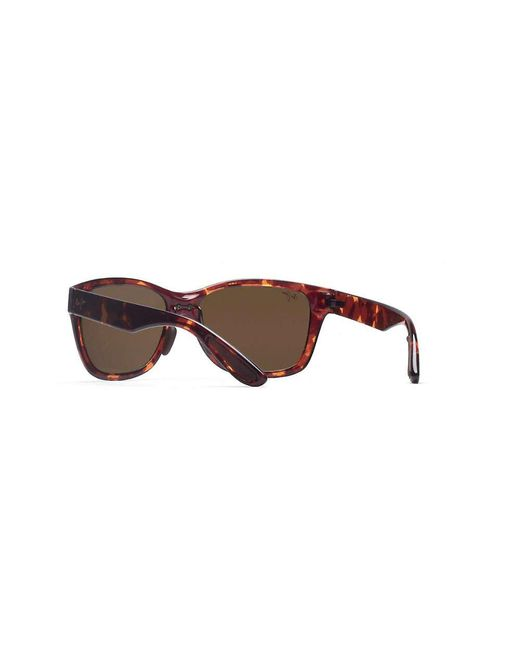 31cbf3510a4 ... Maui Jim - Brown Road Trip Polarized Sunglasses for Men - Lyst ...