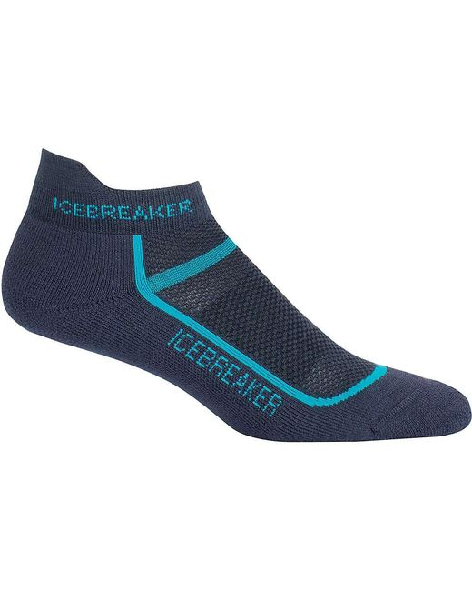 Icebreaker - Blue Multisport Micro Light Sock for Men - Lyst