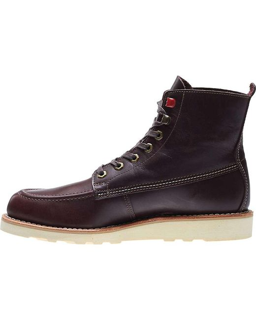 f74b6e20ef21 Lyst - Wolverine Louis Wedge Boot in Brown for Men - Save 50%