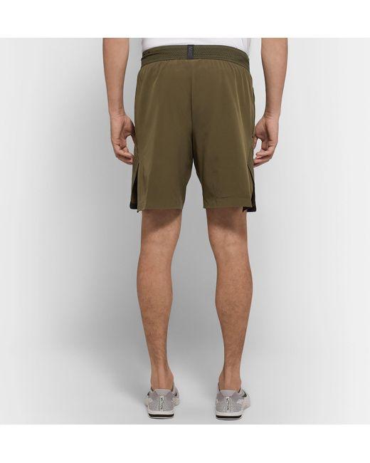0cb8e3d6a7d5 ... Nike - Green Flex-repel 3.0 Ripstop Shorts for Men - Lyst ...