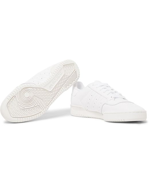 08891a72b1b4e ... Adidas Originals - White Powerphase Leather Sneakers for Men - Lyst ...
