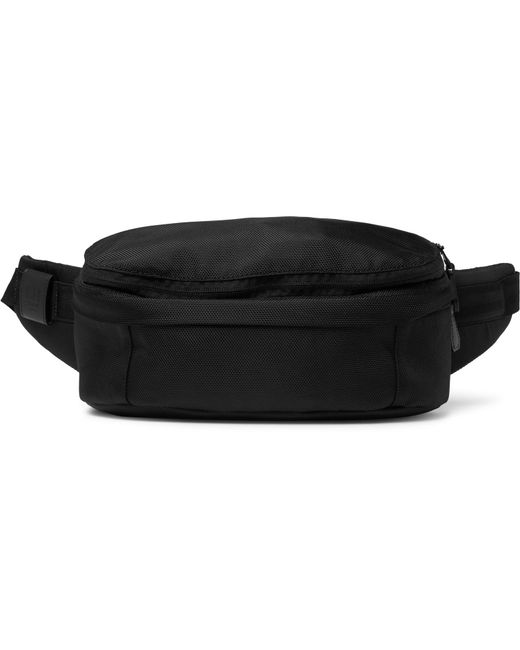 Dunhill - Black Radial Convertible Shell And Canvas Belt Bag for Men - Lyst