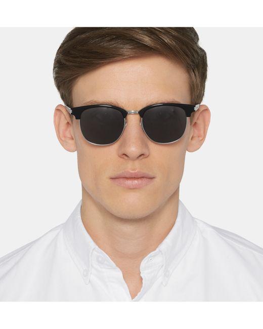 f4f7bba9c4811 Saint Laurent Men s Sunglasses Uk
