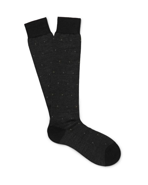 Pantherella | Brown Vintage Lombard Socks for Men | Lyst