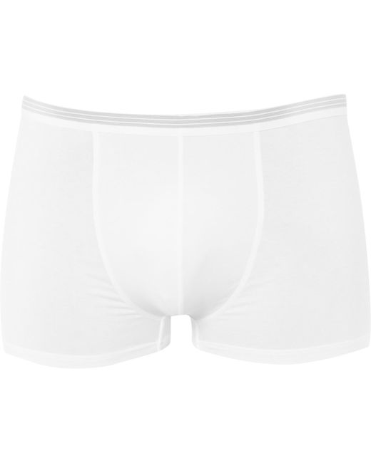 Zimmerli | White Pure Comfort Stretch-cotton Boxer Briefs for Men | Lyst