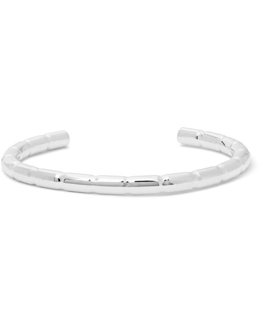 Alice Made This | Metallic Lapworth Silver-plated Cuff for Men | Lyst