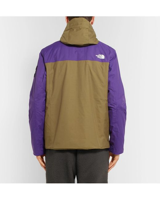 c17c3feace ... The North Face - Green 1990 Thermoball Mountain Cotton-blend Twill  Hooded Jacket for Men ...