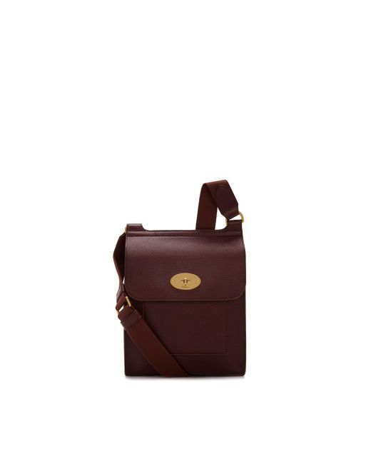 Mulberry - Multicolor New Antony Bag In Oxblood for Men - Lyst