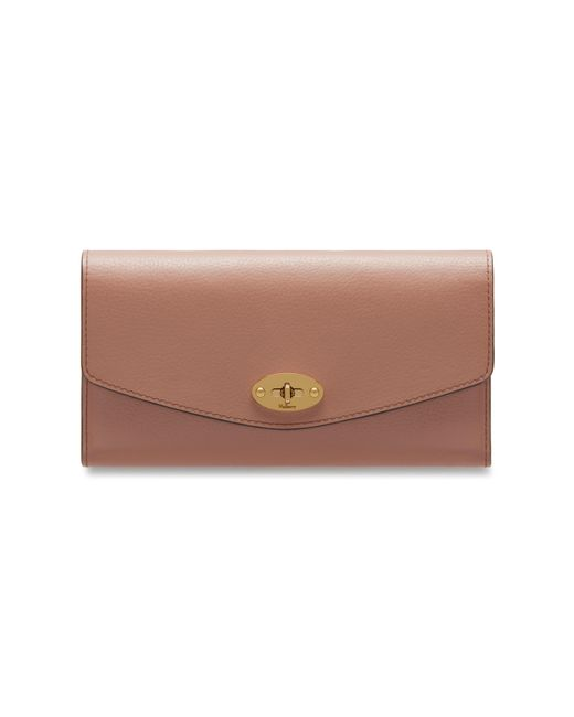 Mulberry - Brown Darley Wallet - Lyst