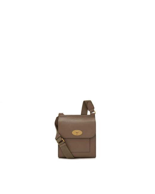 Mulberry - Brown Small Antony In Clay Small Classic Grain for Men - Lyst