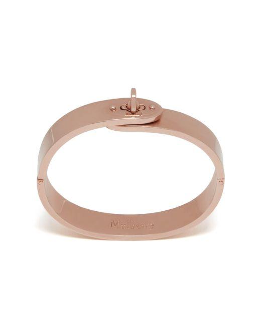 Mulberry - Multicolor Bayswater Metal Slim Bracelet - Lyst