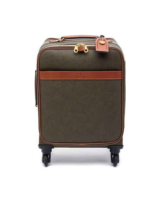 Mulberry - Brown Four Wheel Trolley - Lyst
