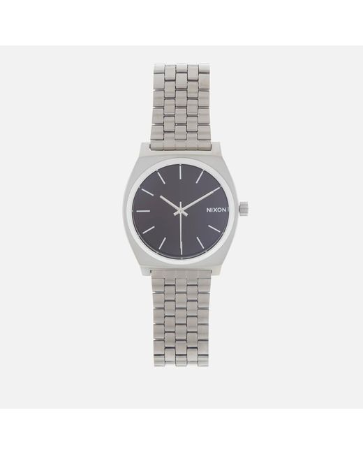 Nixon - Metallic The Time Teller Watch for Men - Lyst