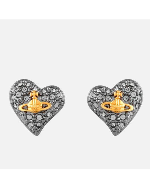 Vivienne Westwood - Multicolor Jewellery Women's Mayfair Bas Relief Earrings - Lyst
