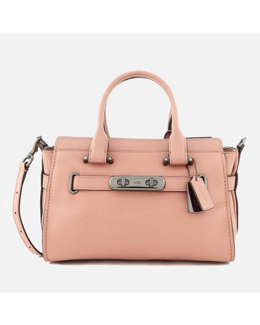 COACH - Multicolor Swagger 27 Bag - Lyst