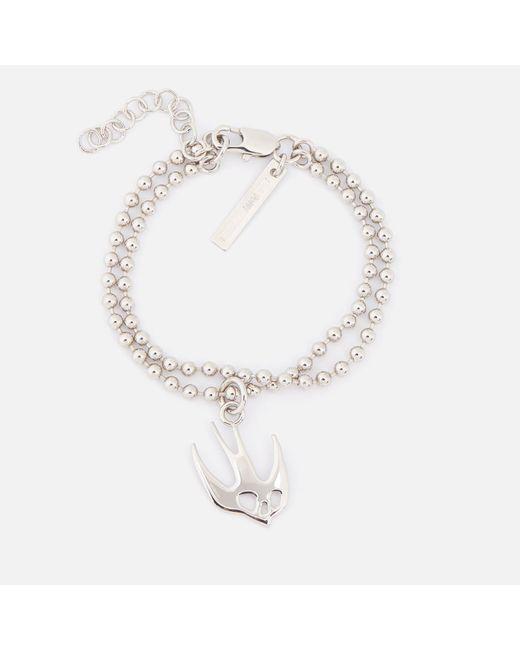 McQ Alexander McQueen - Multicolor Swallow Bracelet - Lyst