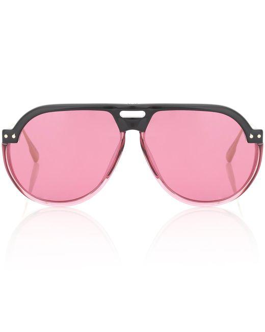 Dior - Pink Diorclub3 Sunglasses - Lyst