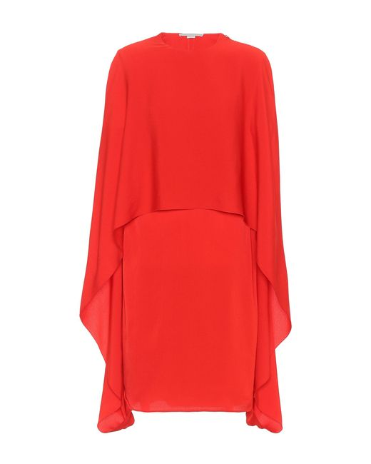Stella McCartney - Red Anderson Dress - Lyst