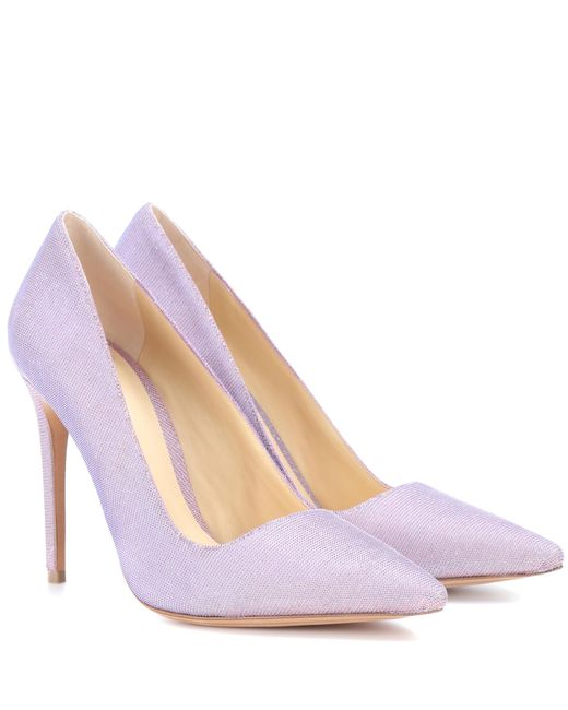Alexandre Birman - Purple Exclusive To Mytheresa. Com – New Halle Pumps - Lyst