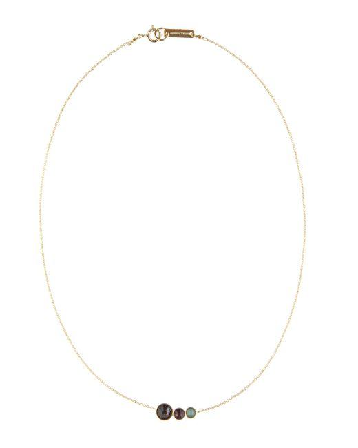 Isabel Marant | Metallic Together Necklace | Lyst