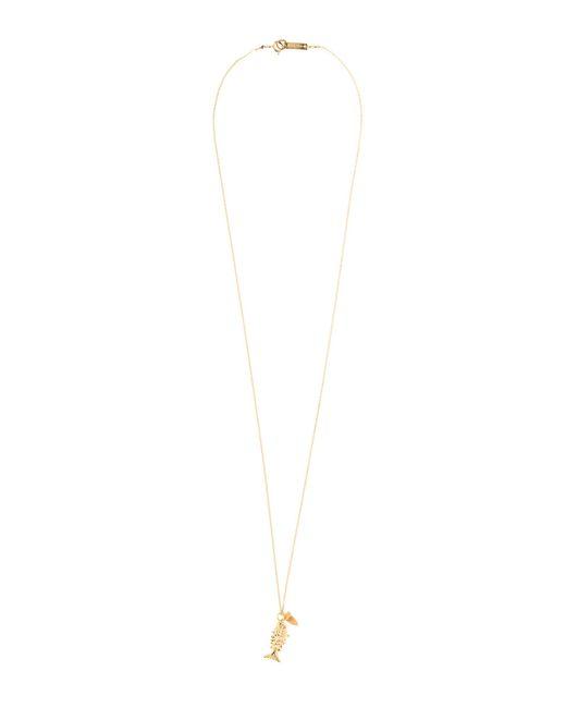 Isabel Marant | Metallic Sautoir Necklace | Lyst
