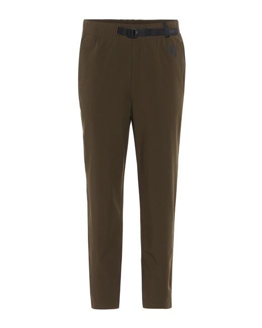 Nike - Green Lab Essentials Cropped Trackpants - Lyst