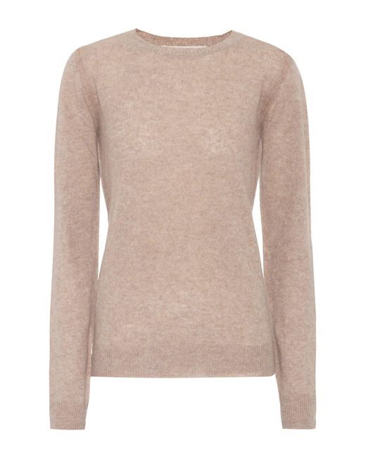 Marni | Natural Cashmere Sweater | Lyst