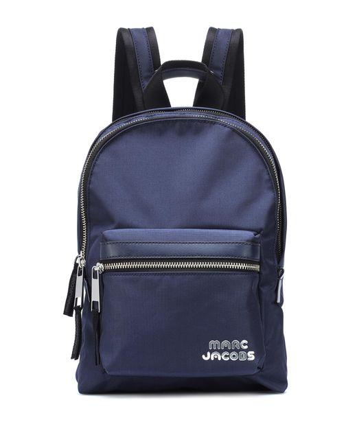 Marc Jacobs - Blue Trek Pack Medium Backpack - Lyst