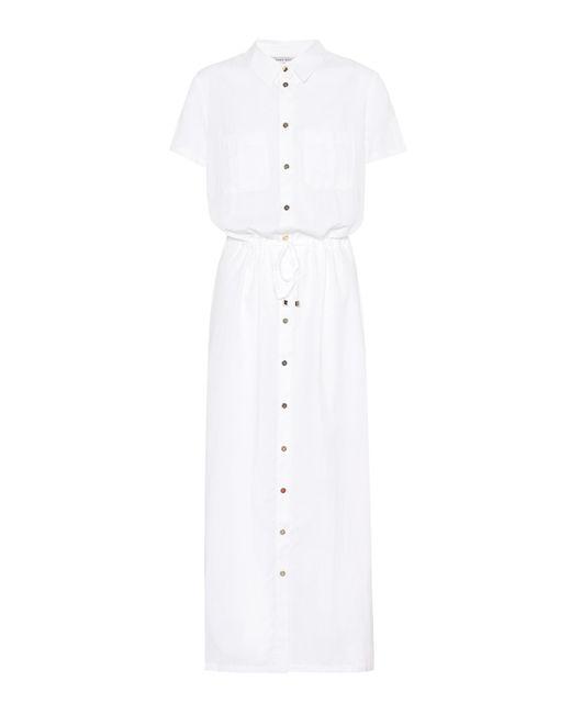 Heidi Klein - White Maine Cotton-blend Dress - Lyst