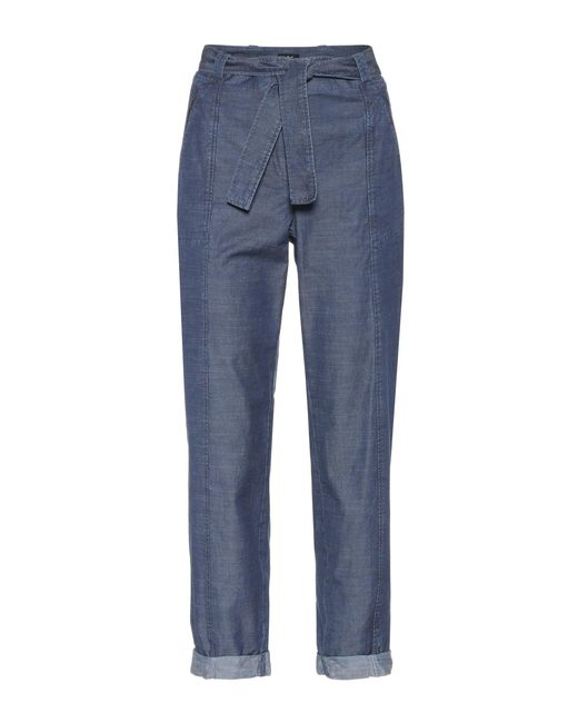 A.P.C. | Blue Relaxed-fit Jeans | Lyst
