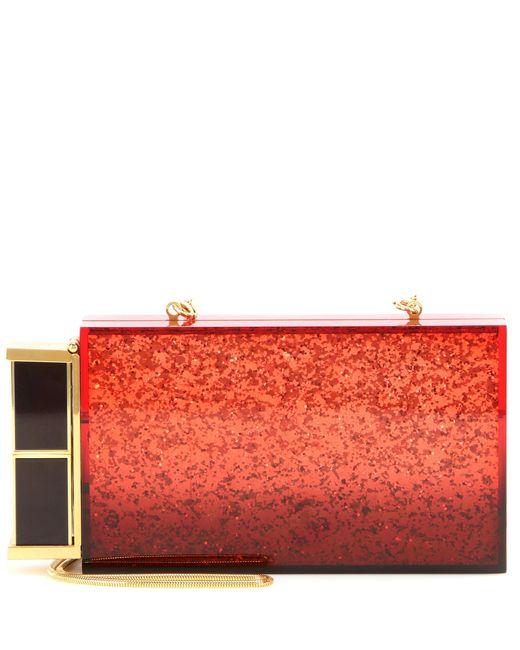 Tom Ford | Red Lipstick Box Clutch | Lyst