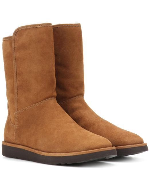 Ugg Mens Fur Lined Boots