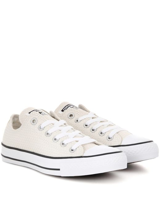 Converse | Natural Chuck Taylor All Star Sneakers | Lyst