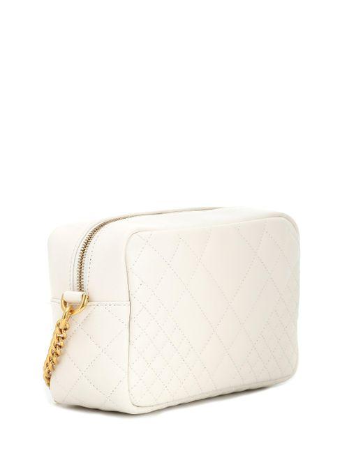 849c0c16 Versace Matelassé Leather Shoulder Bag - Lyst